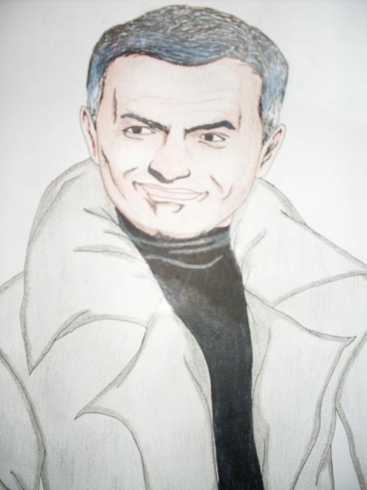 José Mourinho par @ciro@